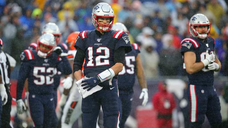 Ex-NFL Receiver Claims Patriots Don't Strike Fear In Opposing Teams Anymore