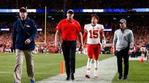 NFL Odds: Patrick Mahomes Injury Shifts Chiefs', Patriots' Super Bowl Odds