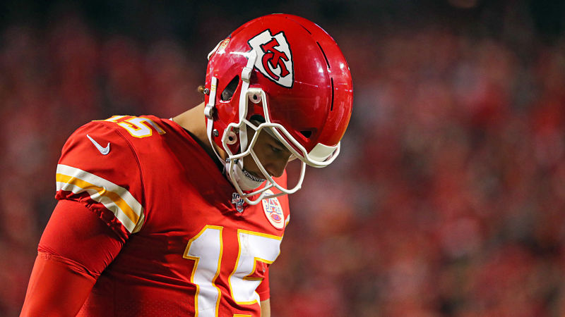 Chiefs Get Flamed On Twitter After It's Revealed They Have $177 In Cap Space