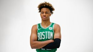 Romeo Langford Expected To Return To Boston For Rehab On Injured Ankle
