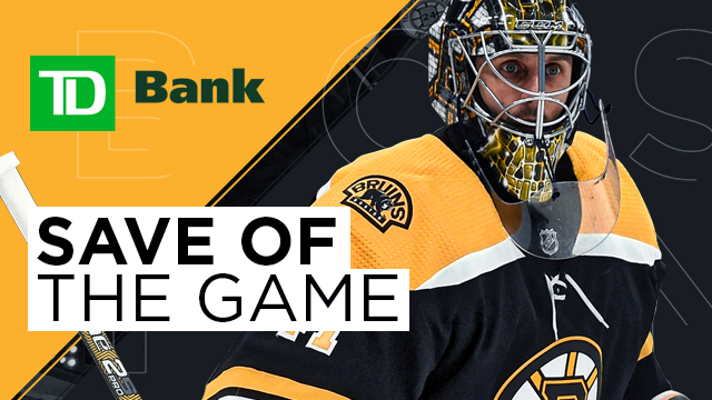 Jaroslav Halak Comes Up Huge In Bruins' Comeback Win Vs. Golden Knights