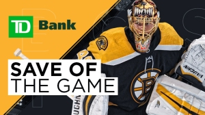 Tuukka Rask Comes Up With Remarkable Glove Save Vs. Predators On Tuesday