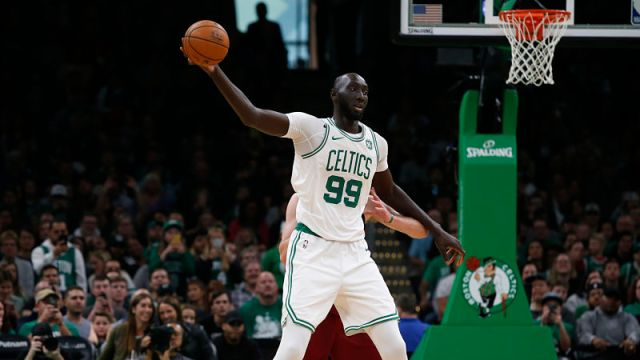 Maine Red Claws' Darren Erman Praises Tacko Fall's Early Performances