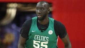 Watch TD Garden Go Crazy After Celtics' Tacko Fall Makes Dunk Vs. Cavs