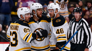 Polarfleece Morning Skate: B's Will Face Former Teammate, NHL Vet Joe Thornton