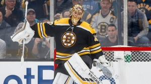 Bruins' Tuukka Rask 'Felt Good' In First Game Action Since March Pause