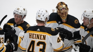 Bruins Coach Bruce Cassidy Pleased With Tuukka Rask After Win Vs. Stars