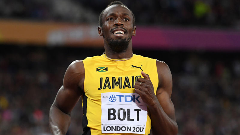 Usain Bolt To Patriots? Olympics Legend Says New England ...