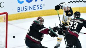 Ford F-150 Final Five Facts: Bruins Top Coyotes, Continue Perfect Start
