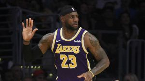 NISSAN Social Drive: LeBron James Sends Taco Truck To Wildfire Firefighters