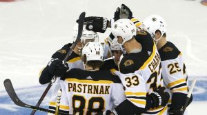 Ford Final Five Facts: Bruins Go Wild With Scoring In Win Over Rangers