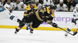 Ford Final Five Facts: Bruins Dominate In Physical Affair Vs. Sharks