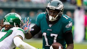 Eagles Could Be Without No. 1 Receiver Alshon Jeffery Vs. Patriots