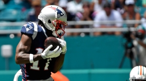 'Wanted' Antonio Brown Signs Found Hanging Outside Gillette Stadium