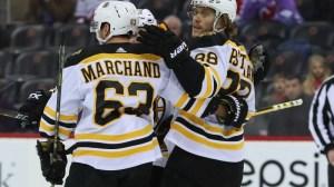 Where Bruins' David Pastrnak, Brad Marchand Rank Among NHL's 'Most Dangerous' Duos