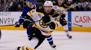 Bruins Notes: Brad Marchand Makes 700th NHL Game Count Vs. Maple Leafs
