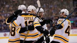 Bruins Wrap: Boston Snaps Losing Streak With 4-2 Win Vs. Maple Leafs