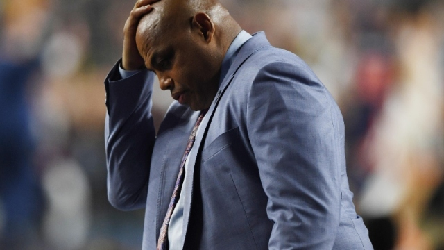 Charles Barkley Apologizes To Axios Reporter For 'Unacceptable' Comment