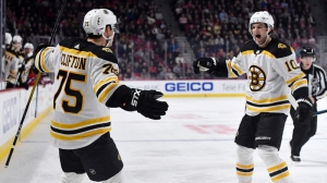 Berkshire Bank Hockey Night In New England: Projected Lines, Pairings For Bruins-Canadiens