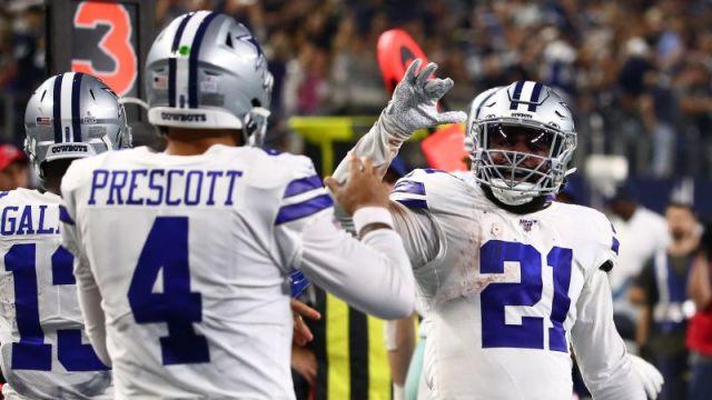 Cowboys Vs. Bears Live Stream: Watch 'Thursday Night Football' Game Online