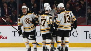 Bruce Cassidy Still Sees Work To Be Done After Bruins' Successful Start
