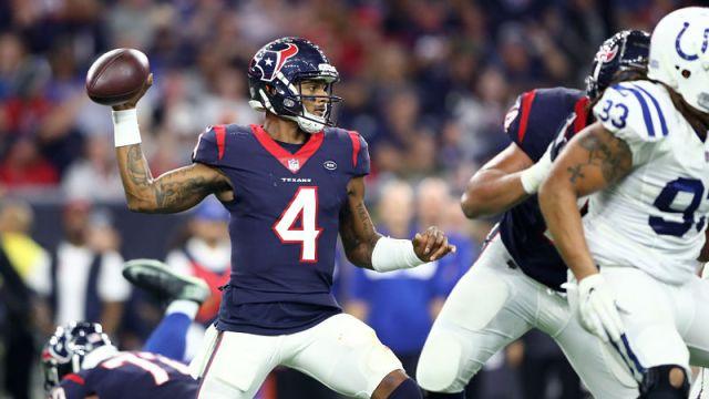 Colts Vs. Texans Live Stream: Watch 'Thursday Night Football' Online