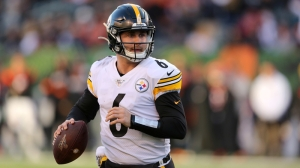 Steelers Starting Devlin Hodges Over Mason Rudolph For Browns Rematch