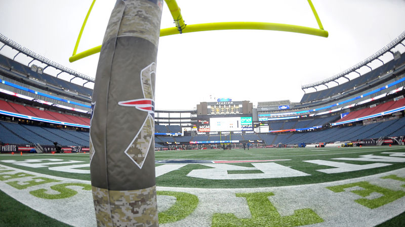 Ticket Prices For Patriots-Chiefs At Gillette Stadium Are Skyrocketing