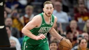 Celtics Injury Update: Gordon Hayward Upgraded To Questionable Vs. Cavs