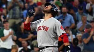 Scott Boras Details Why J.D. Martinez Opted Into Contract With Red Sox