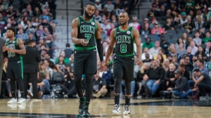 Celtics Injuries: Jaylen Brown, Kemba Walker Questionable Vs. Lakers