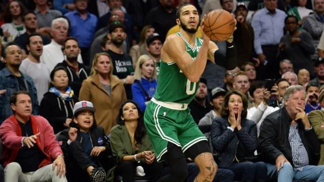 Celtics Notes: Brad Stevens Lauds Jayson Tatum's Big Night Despite Loss