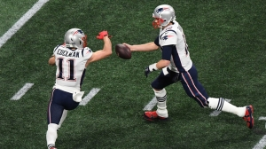 Julian Edelman's Touchdown Pass Created This Insane Tom Brady Statistic