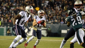 Julian Edelman Celebrates Patriots Victory With Rocky-Inspired Instagram