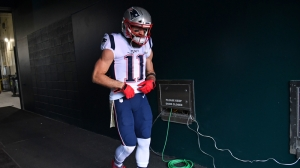 Nissan Social Drive: Julian Edelman Needs To 'Ice The Wing' After TD Pass