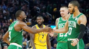 Celtics Notes: Kemba Walker's Big Fourth Quarter Lifts Boston Over Warriors