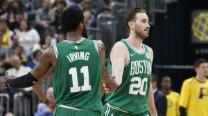 Stephen A. Smith Blames Gordon Hayward, Not Kyrie Irving, For Celtics' 2018-19 Struggles