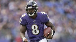 Lamar Jackson Takes Part In Joint Workout With Antonio Brown, Hollywood Brown