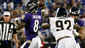 Ravens Vs. Rams Live Stream: Watch 'Monday Night Football' Game Online