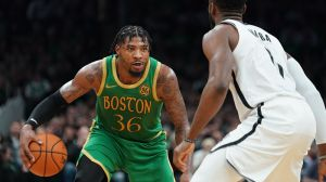 Marcus Smart Still Texts Kyrie Irving To Check In After Departure From Boston