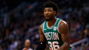 Danny Ainge Downplays Marcus Smart's Injury By Cracking Patriots Joke