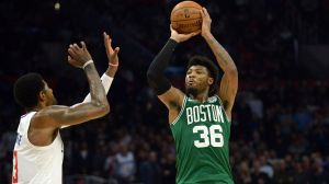 Marcus Smart Responds To Patrick Beverley's Interesting Postgame Comments