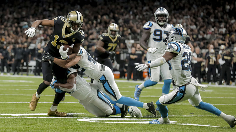 Panthers Saints Live Stream Watch Nfl Week 12 Game Online