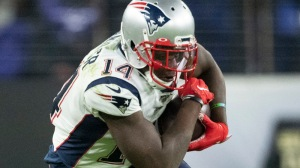 Patriots WR Mohamed Sanu Intent On Proving 2020 Performance Was Anomaly