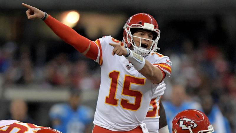 NFL Playoff Picture: What Chiefs' Win Over Chargers Means For AFC Race