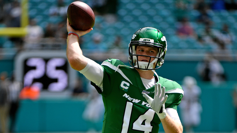 Sam Darnold Optimistic About Jets' Playoff Chances After Second Win Of Season