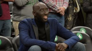 Celtics' Tacko Fall Finds Simple Way To Celebrate 24th Birthday On Road Trip