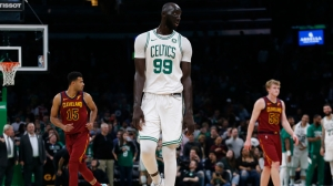 Tacko Fall Records Second Double-Double In As Many Games For Red Claws