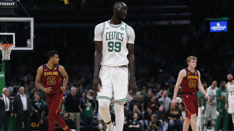 Nissan Social Drive: Celebrating Celtics' Tacko Fall's 24th Birthday