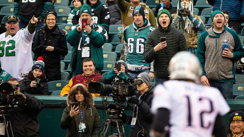 Tom Brady Loved Philadelphia Fan's 'Amazing' Shirt At Patriots-Eagles - NESN